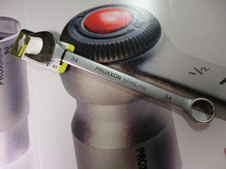 23933 Proxxon Ring-Maulschlüssel 34 mm